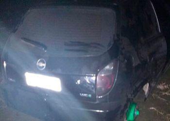 Carro tomado de assalto na sede do munic�pio de Areia Branca � encontrado na zona rural