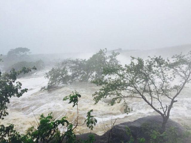 chuvas Sergipe maio 2015
