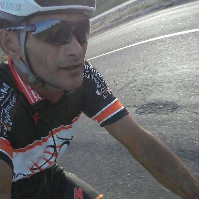 acidente ciclista BR-101 São Cristóvão Sergipe