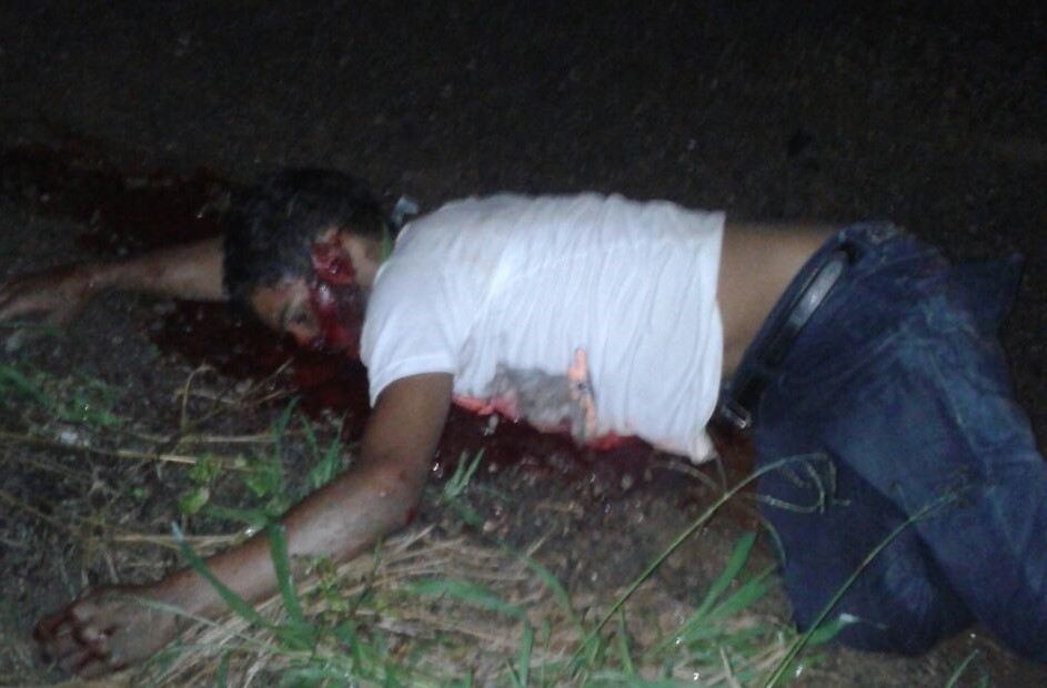 acidente ciclomotor BR-235 Frei Paulo Sergipe