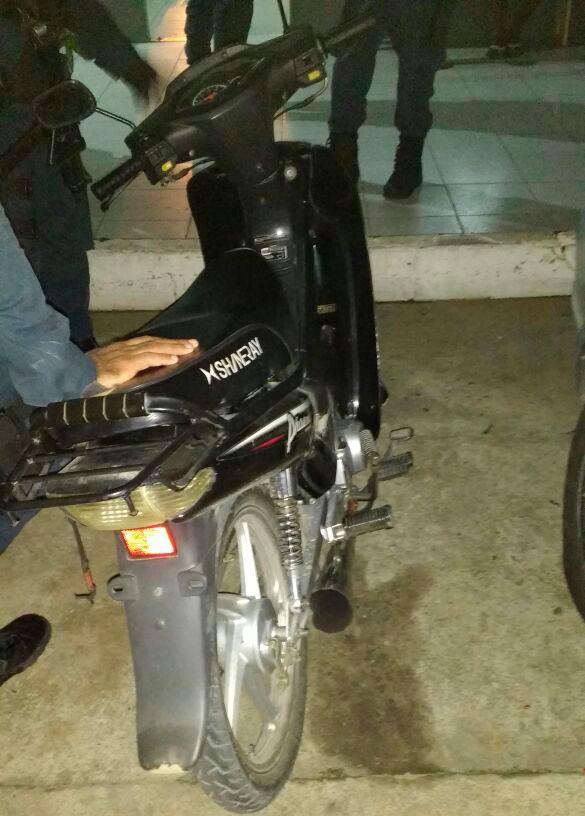 adolescentes ciclomotor Itabaiana Sergipe