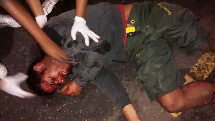 acidente Itabaiana Sergipe