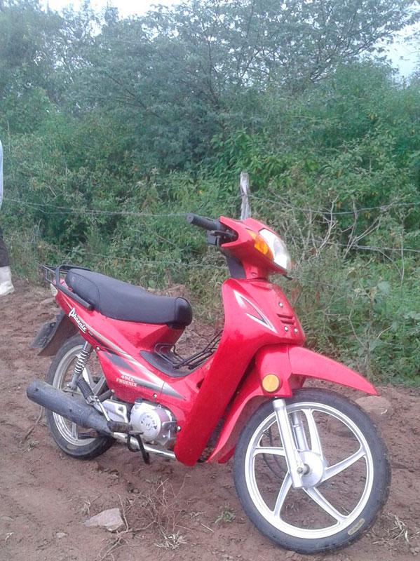 Ciclomotor Assalto Campo do Brito Sergipe