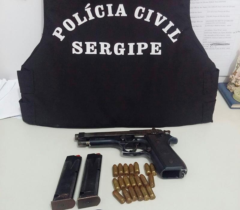assassinato Policial Militar de Sergipe