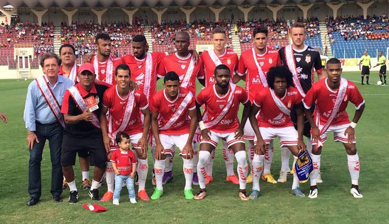 Club Sportivo Sergipe amistoso Seleção Japonesa