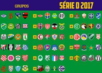 Domingo é dia de estreia dos clubes sergipanos na Série D