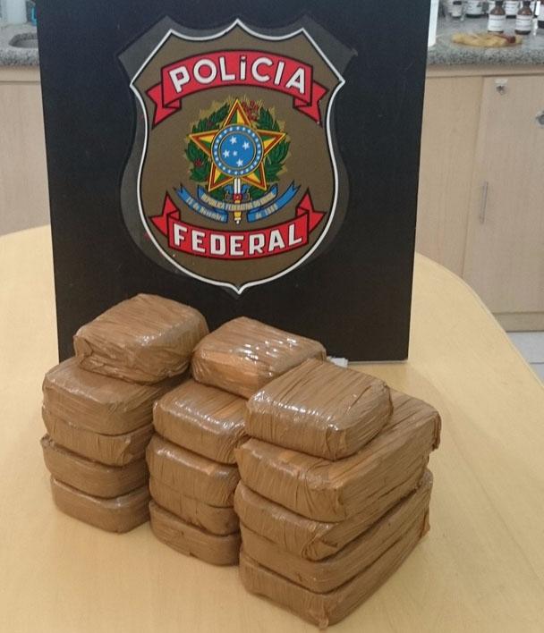 apreensão cocaina Polícia Federal em Sergipe