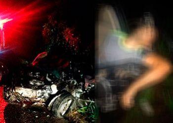 Acidente de trânsito na BR-235 resulta nas mortes de dois motoristas