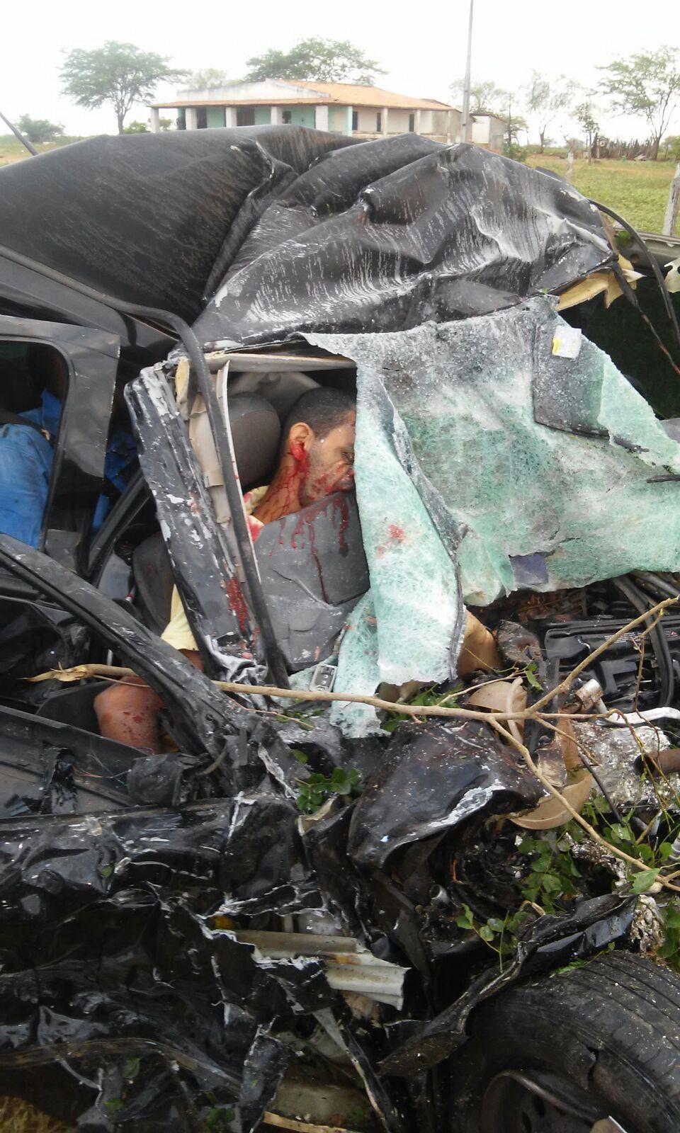 acidente Canindé do São Francisco Sergipe