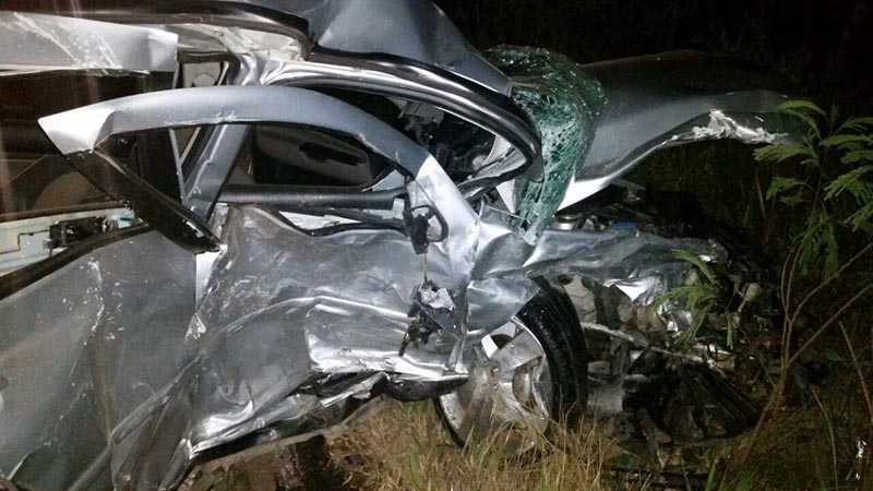 acidente Terra Dura Itabaiana Sergipe