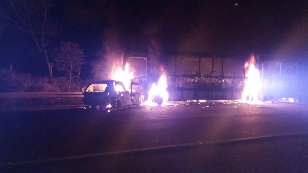 acidente Rodovia Lourival Baptista Itaporanga D'ajuda Sergipe