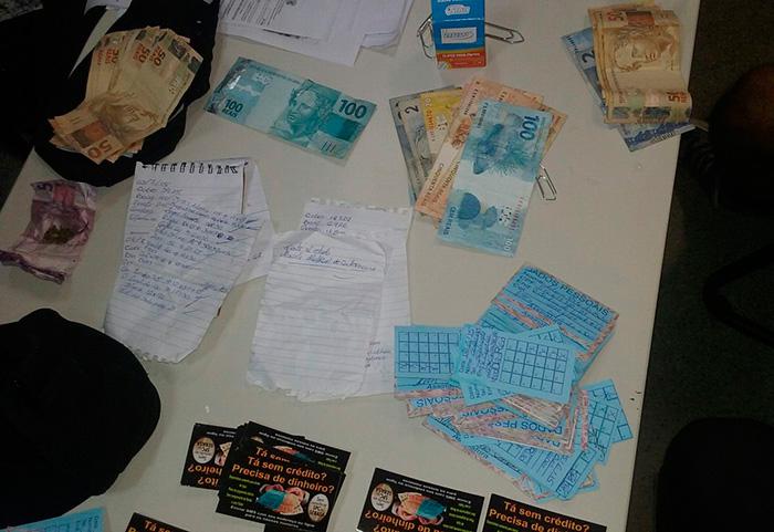 colombiano preso agiotagem Itabaiana Sergipe