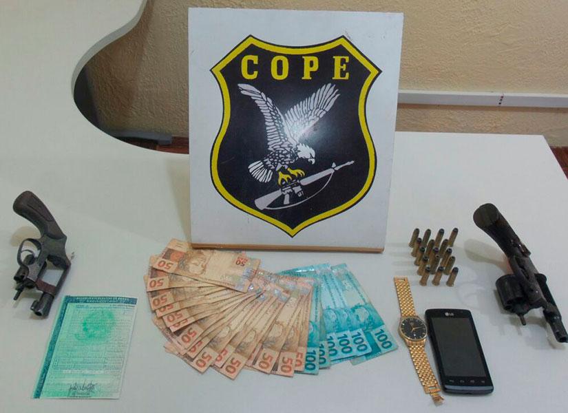 Comércio ilegal arma de fogo Itabaiana Sergipe