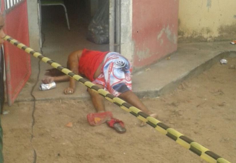 Dorgival Luciano assassinado tiros Aracaju Sergipe