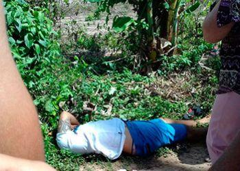 Comparsa de Pipita � executado a tiros em munic�pio do Sul Sergipano