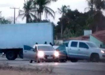 Jovens mortos em confronto policial são identificados no IML da capital sergipana