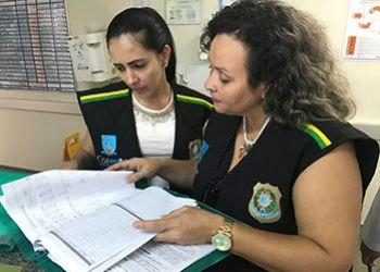 Fiscais do Coren/SE realiza opera��o surpresa Hospital de Urg�ncia de Sergipe