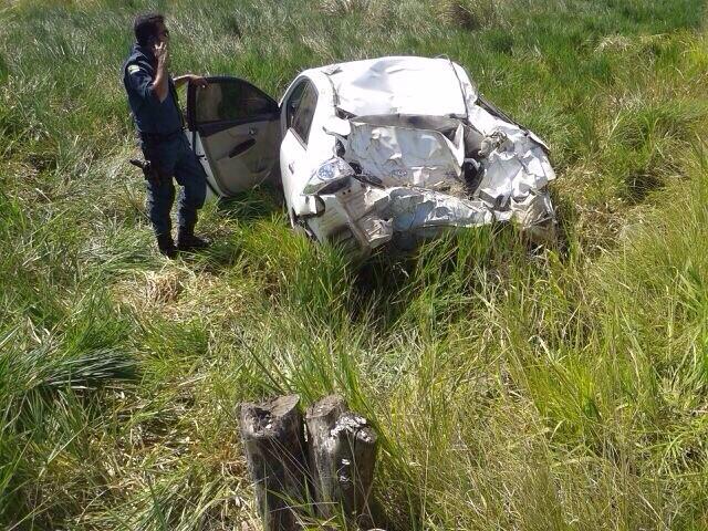 acidente corolla Itabaiana