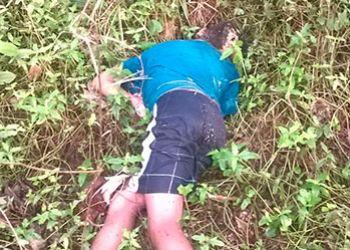 Corpo de criança sequestrada em Itabaiana é encontrado em povoado de Malhador
