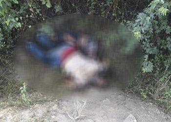 Corpos s�o encontrados em decomposi��o entre os munic�pios de Carira e Nossa Senhora da Gl�ria