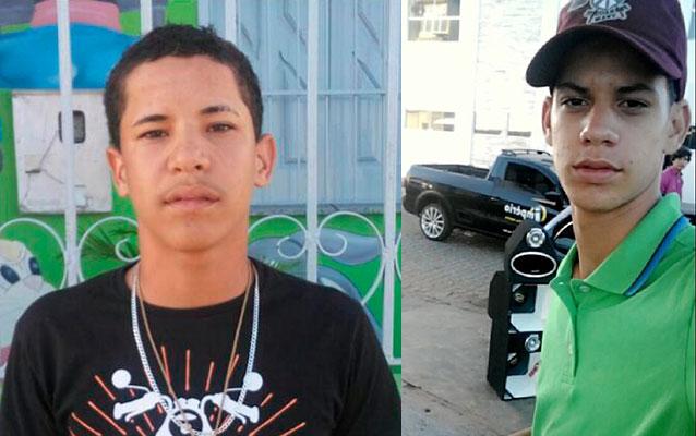adolescentes assaltos mortos Itabaiana Sergipe