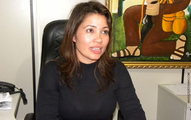 Ana Paula Moreira Delegada Polícia Civil Sergipe