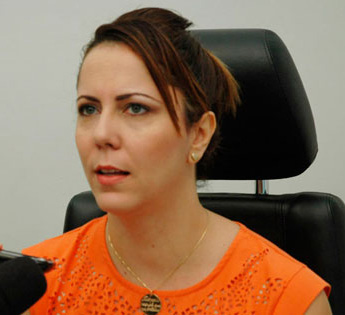Delegada Katarina Feitoza