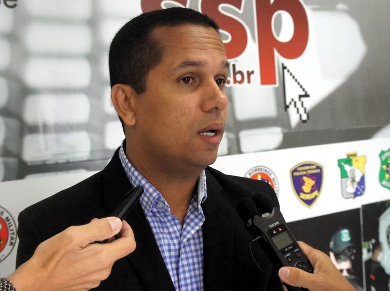 Fábio dos Santos Santana Delegado de Polícia Civil de Sergipe