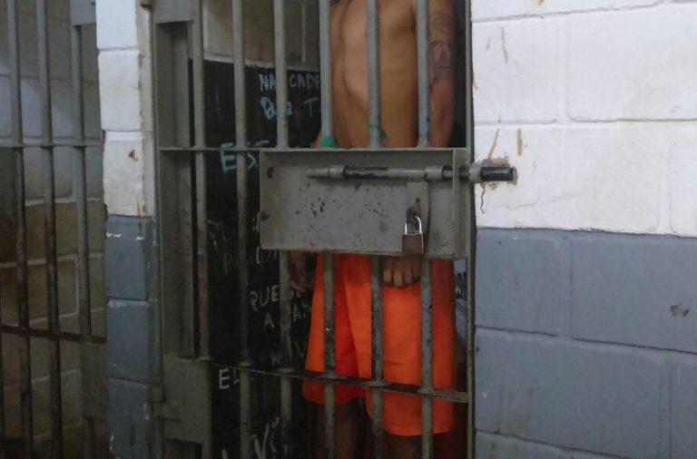 detento enforcado Cadeião Nossa Senhora do Socorro Sergipe