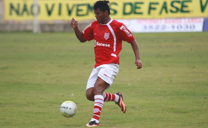 atacante Diego Neves Club Sportivo Sergipe