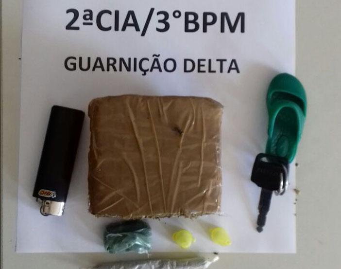 Apreensão Droga Carira Sergipe