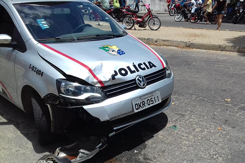 dupla em fuga motocicleta Itabaiana Sergipe
