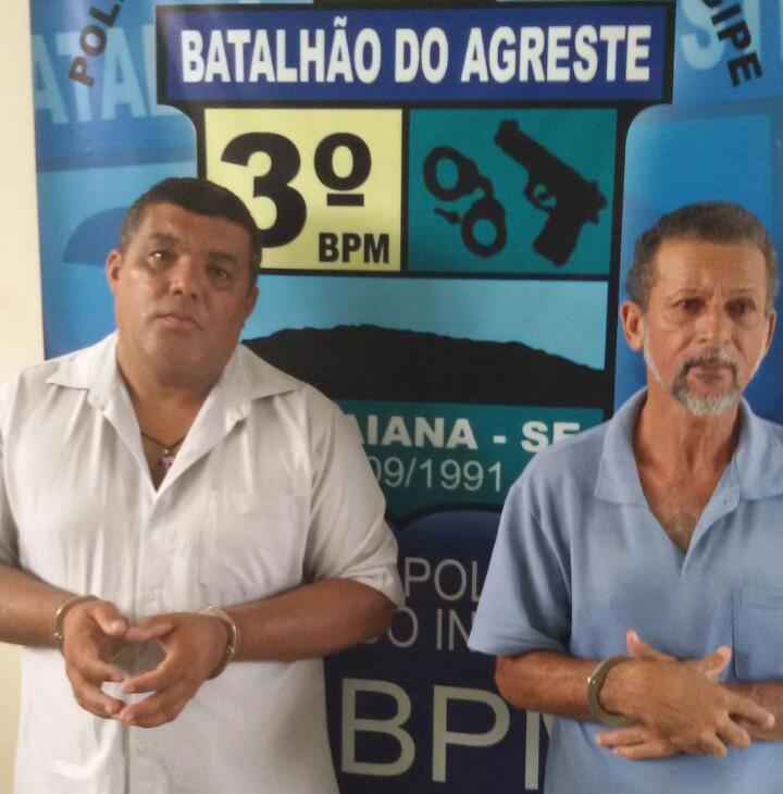 dupla furto hotel Itabaiana Sergipe