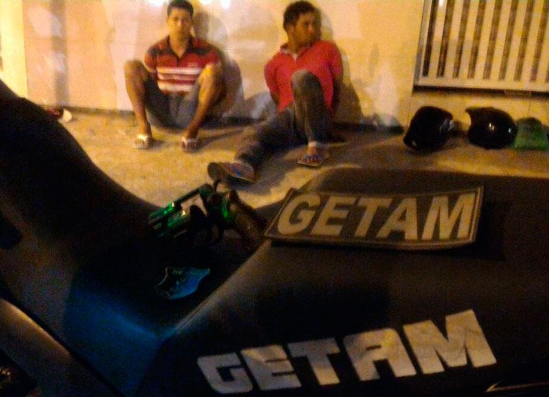 Jovens Malhador Sergipe Arma de Fogo Itabaiana Sergipe