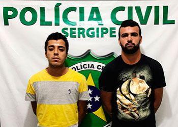 Justiça decreta prisão de dupla suspeita de cometer arrastões no município de Campo do Brito