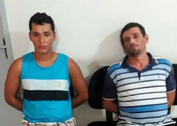 Dupla moradora em Itabaiana é presa em Frei Paulo por prática de assaltos