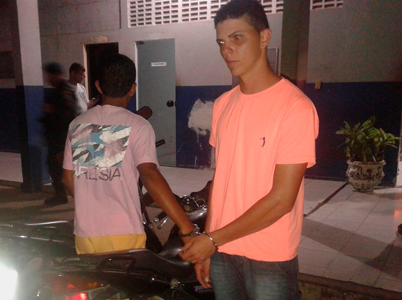 Assaltos arma de fogo Itabaiana Sergipe