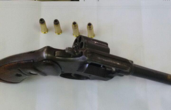 revólver Itabaiana Sergipe