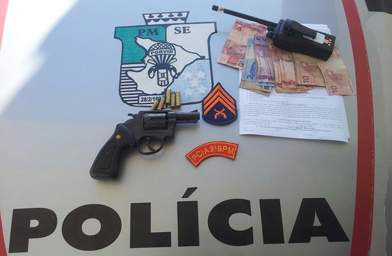 assalto posto de combustível Itabaiana sergipe