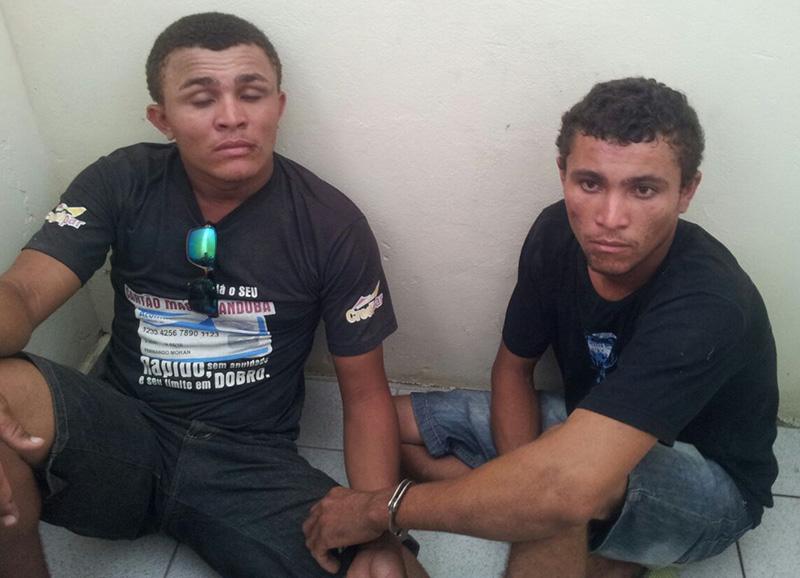 dupla assalto Posto de Combustível Itabaiana Sergipe