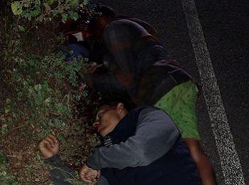 Irm�os s�o mortos a tiros �s margens de rodovia estadual no Alto Sert�o sergipanos