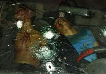 Adolescente e ex-presidi�rio s�o executados a tiros no munic�pio de Areia Branca, no Agreste Sergipano