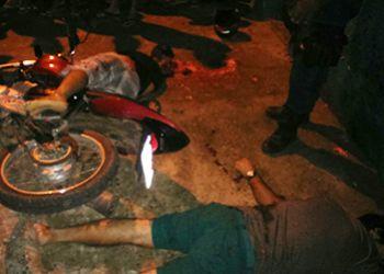 Viol�ncia: Pai e amigo de jovem morto em Ribeir�polis s�o assassinados no retorno do sepultamento da v�tima