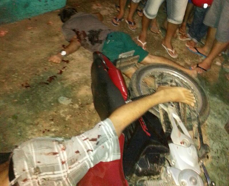 duplo homicídio Itabaiana Sergipe