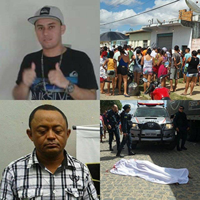 Duplo homicídio Tobias Barreto Sergipe