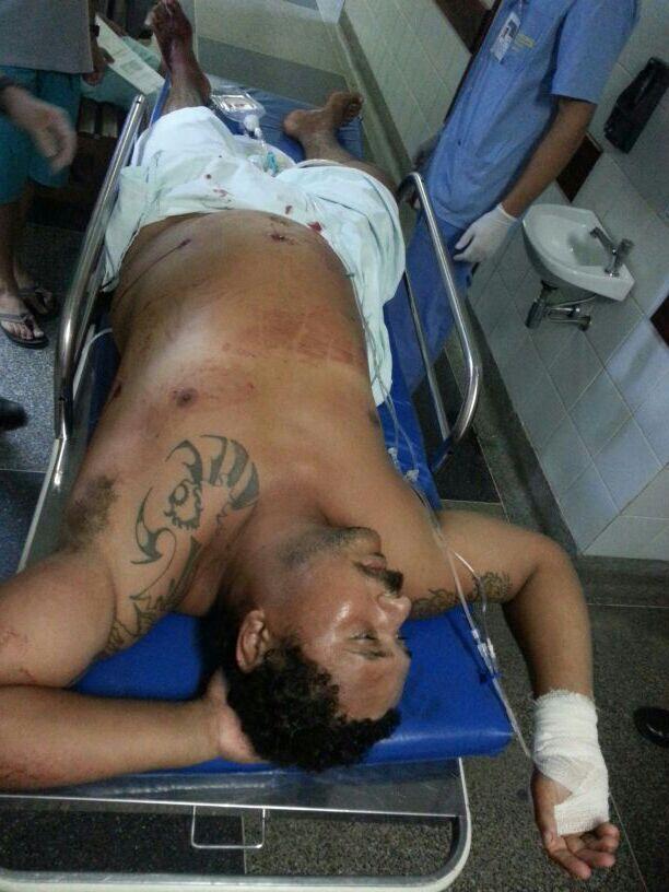 tentativa de morte Itabaiana Sergipe
