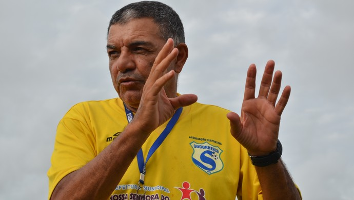 Técnico Edmilson Santos