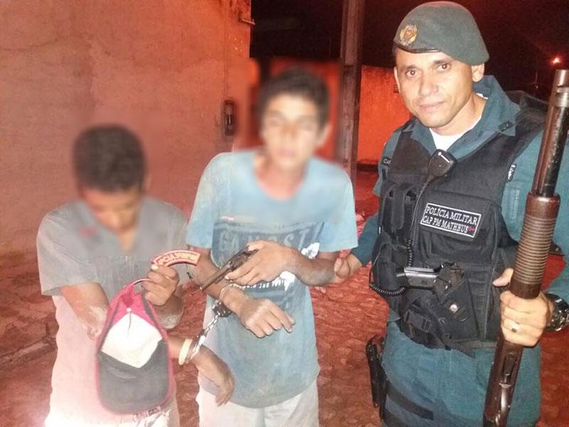 apreensão latrocínio Aranaldo Baterias Itabaiana Sergipe
