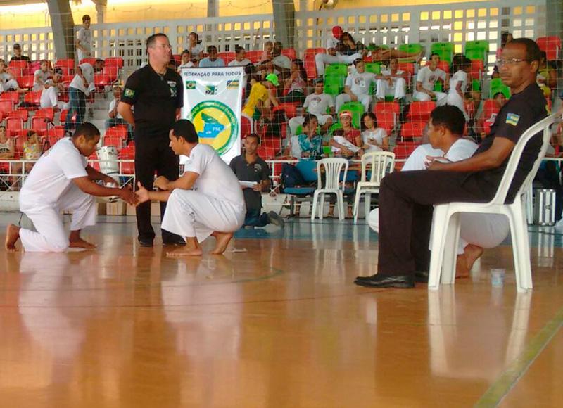 Equilíbrio Capoeira Ribeirópolis Sergipe
