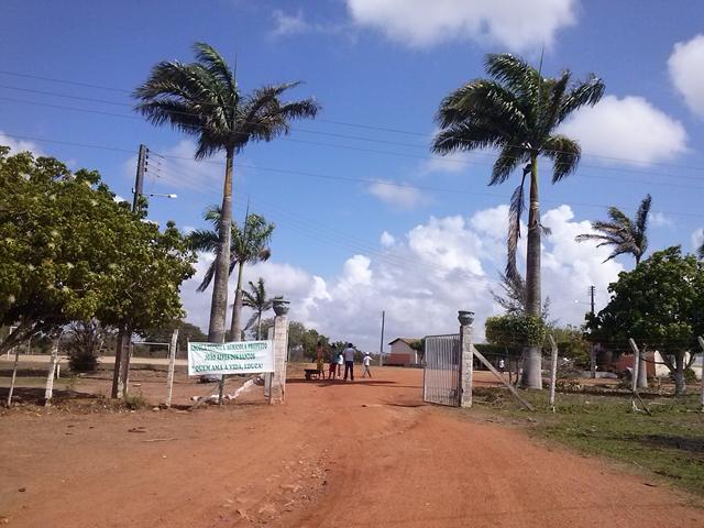 Escola Técnica Agrícola Prefeito João Alves dos Santos Itabaiana Sergipe